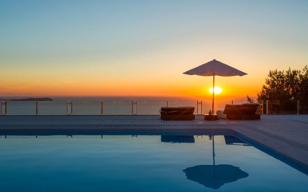 Ville di vacanze con i 5 migliori tramonti a Ibiza